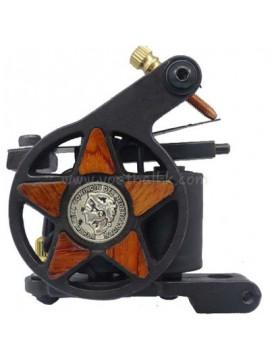 macchinetta tattoo N101 10 strato di bobina shader di ferro Cinque Stella
