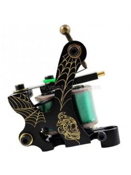 macchinetta tattoo N103 10 strato di bobina Bronze Liner Nets