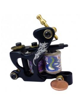 macchinetta per tatuaggi N120 10 strato di bobina Bronze Liner Drago