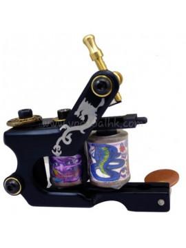 macchinetta per tatuaggi N120 10 strato di bobina Bronze Liner Fly Drago