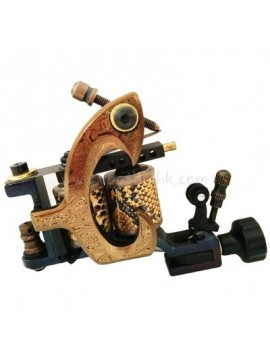 macchinetta tattoo N140 10 strato di bobina shader di bronzo Claw