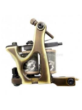 macchinetta per tatuaggi N160 10 strato di bobina Bronze Liner numero due